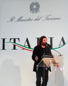 Stampa - BIT Borsa Internazionale del Turismo - Maurizio Armanetti relatore