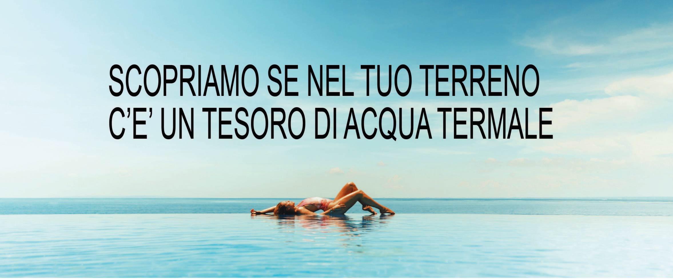 Acqua Termale- Maurizio Armanetti