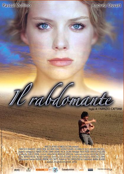 """Testimonianze - Il regista Fabrizio Cattani si è ispirato, per il suo film, """"Il Rabdomante"""", alla speciale tecnica di Maurizio Armanetti e ha detto ..."""